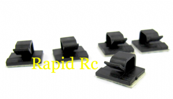 Tie-D-Wires Cable & Wire Holders ( 5pc )